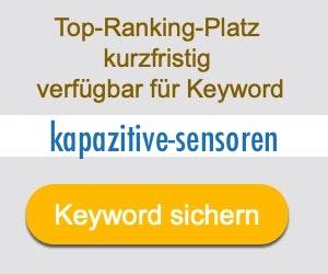 kapazitive-sensoren Anbieter Hersteller