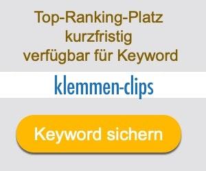 klemmen-clips Anbieter Hersteller