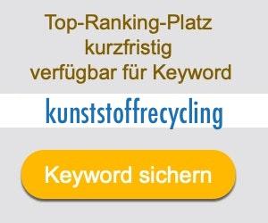 kunststoffrecycling Anbieter Hersteller