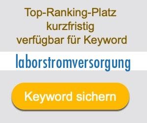 laborstromversorgung Anbieter Hersteller
