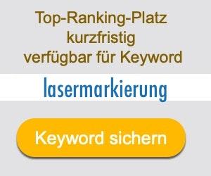 lasermarkierung Anbieter Hersteller