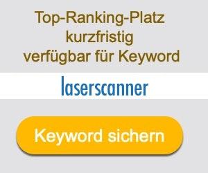 laserscanner Anbieter Hersteller