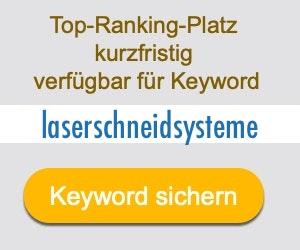 laserschneidsysteme Anbieter Hersteller