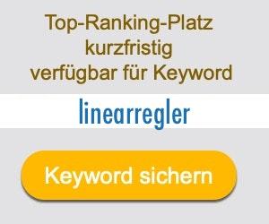 linearregler Anbieter Hersteller