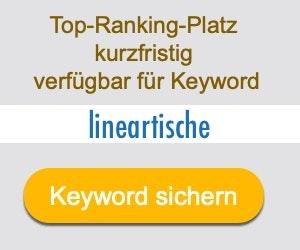 lineartische Anbieter Hersteller