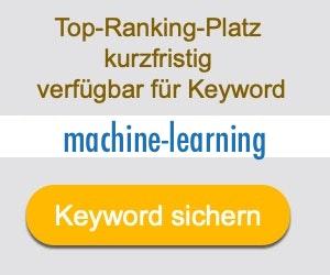 machine-learning Anbieter Hersteller