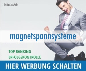 magnetspannsysteme Anbieter Hersteller