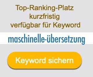 maschinelle-übersetzung Anbieter Hersteller