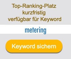 metering Anbieter Hersteller