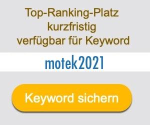 motek2021 Anbieter Hersteller