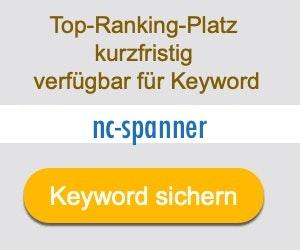 nc-spanner Anbieter Hersteller