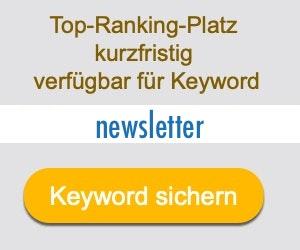 newsletter Anbieter Hersteller