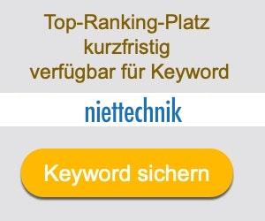 niettechnik Anbieter Hersteller