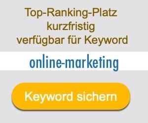 online-marketing Anbieter Hersteller