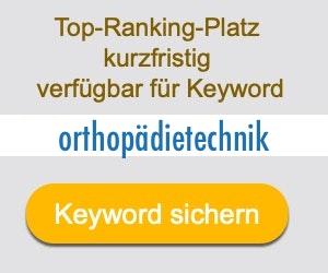 orthopädietechnik Anbieter Hersteller