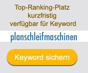 planschleifmaschinen Anbieter Hersteller