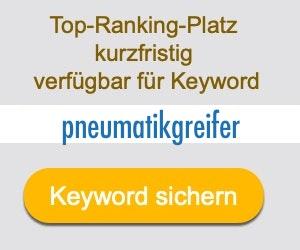 pneumatikgreifer Anbieter Hersteller