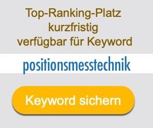 positionsmesstechnik Anbieter Hersteller
