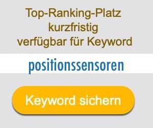 positionssensoren Anbieter Hersteller