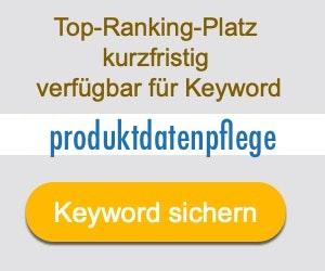 produktdatenpflege Anbieter Hersteller