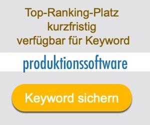 produktionssoftware Anbieter Hersteller