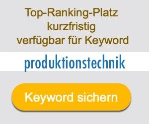 produktionstechnik Anbieter Hersteller