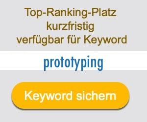 prototyping Anbieter Hersteller