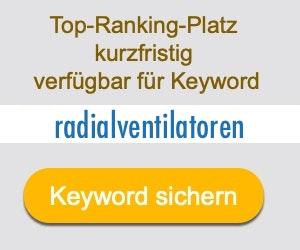 radialventilatoren Anbieter Hersteller