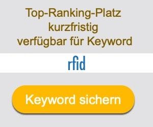 rfid Anbieter Hersteller