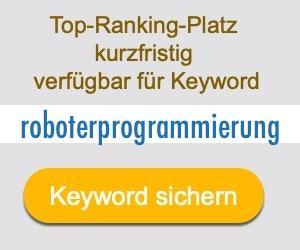 roboterprogrammierung Anbieter Hersteller