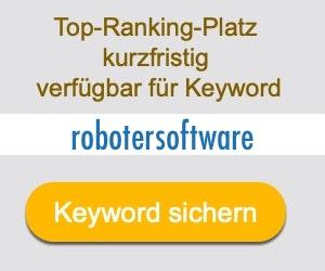 robotersoftware Anbieter Hersteller