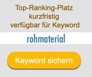 rohmaterial Anbieter Hersteller
