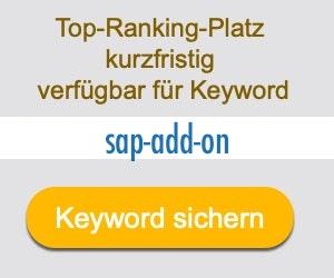sap-add-on Anbieter Hersteller