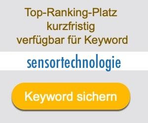 sensortechnologie Anbieter Hersteller