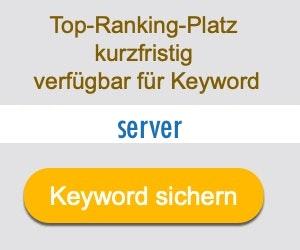 server Anbieter Hersteller