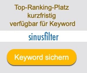 sinusfilter Anbieter Hersteller