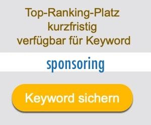 sponsoring Anbieter Hersteller
