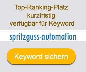 spritzguss-automation Anbieter Hersteller