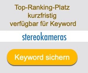 stereokameras Anbieter Hersteller