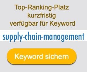 supply-chain-management Anbieter Hersteller