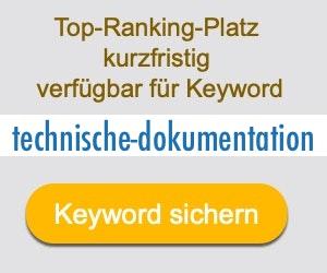 technische-dokumentation Anbieter Hersteller