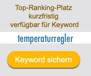 temperaturregler Anbieter Hersteller