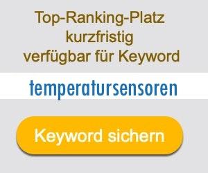 temperatursensoren Anbieter Hersteller