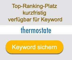 thermostate Anbieter Hersteller