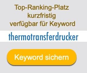 thermotransferdrucker Anbieter Hersteller