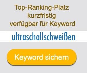 ultraschallschweißen Anbieter Hersteller