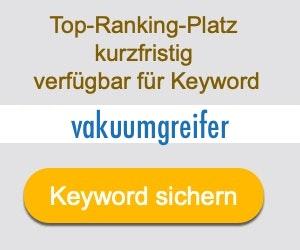 vakuumgreifer Anbieter Hersteller