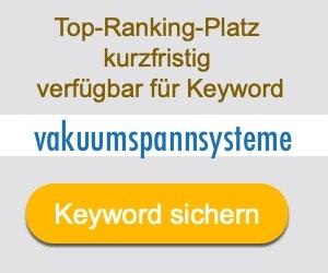 vakuumspannsysteme Anbieter Hersteller