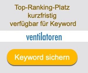 ventilatoren Anbieter Hersteller