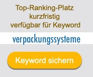 verpackungssysteme Anbieter Hersteller